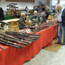 Second Arms' Fair - 15th October, 2017
