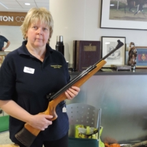 Kempton Arms Fair, June 2019